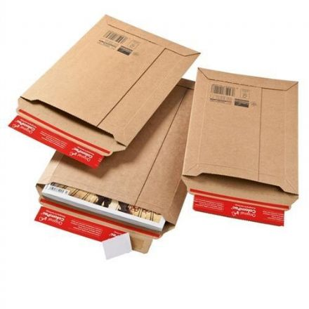 Cardboard Envelopes<br>Size: 353x250mm<br>Pack of 100